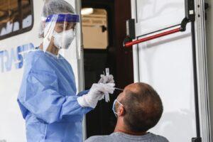 Coronavirus, boom di tamponi: 1.786 nuovi contagi e 23 vittime
