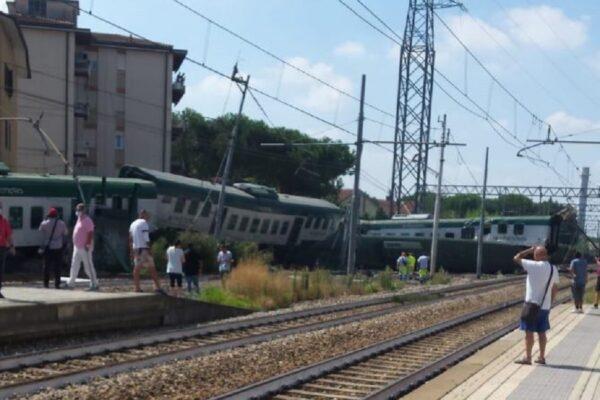 Treno deraglia sulla linea Milano-Cuneo: il convoglio ha viaggiato senza macchinista per 10 km