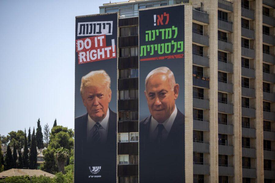"""Accordo Israele- Emirati: Trump esulta, Netanyahu meno e per i palestinesi è """"pugnalata alle spalle"""""""