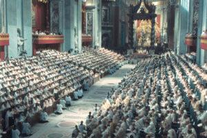 La Chiesa è l'uguaglianza che ci difende dalle sirene sovraniste