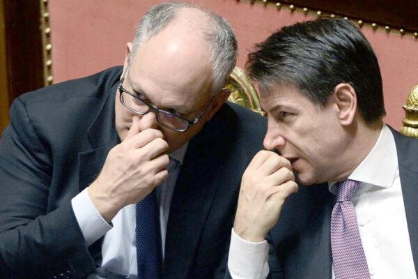 Economia a rotoli, per colpa del governo non c'è più un euro