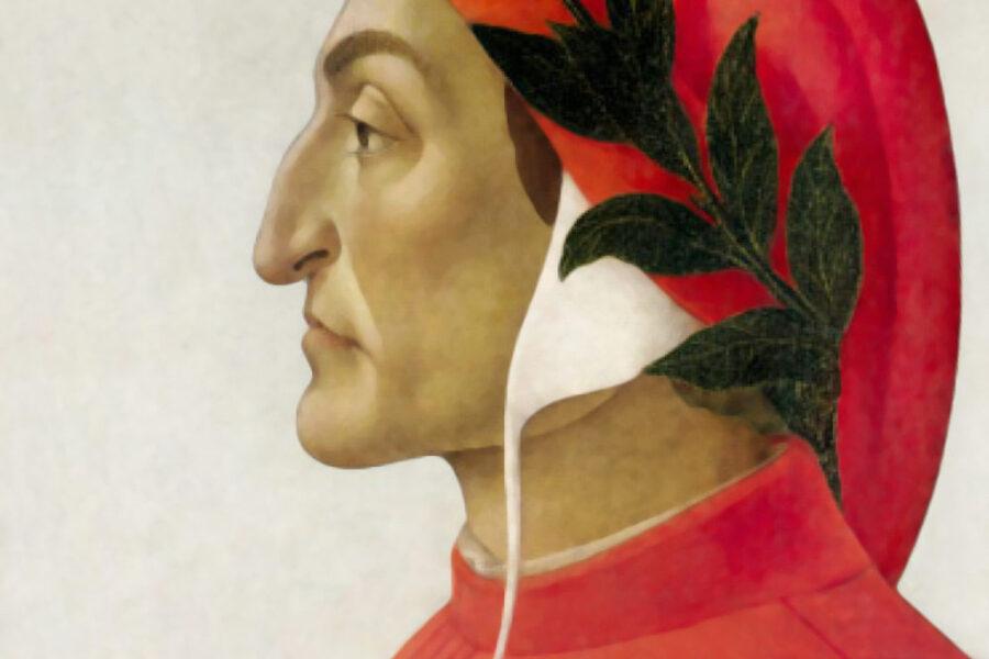 La lezione etica di Dante: le celebrazioni del sommo poeta a 700 anni dalla sua morte