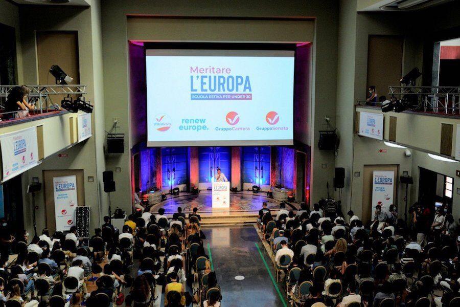 Meritare l'Europa, il volto di una generazione che guarda al futuro