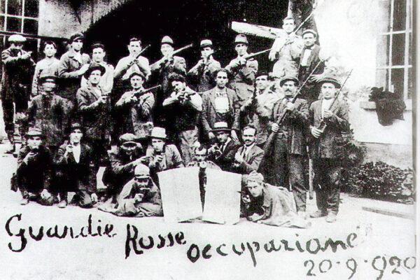 Settembre 1920, quando la rivoluzione fu messa ai voti e perse…