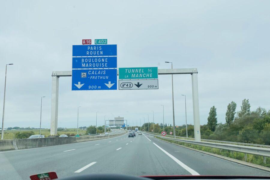 Il mio viaggio in automobile da Roma a Oxford e l'integrazione europea