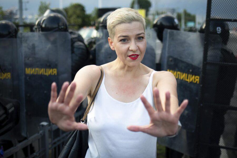 Chi è Maria Kolesnikova, la leader dell'opposizione bielorussia misteriosamente scomparsa