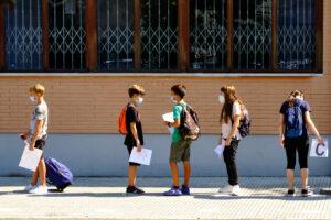 Coronavirus in classe, positivi in 400 scuole italiane: già 75 quelle chiuse