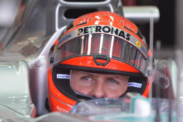 © Photo4 / LaPresse 16/11/2012 Austin, USA Sport  United States Grand Prix, Austin 15-18 November 2012 In the pic: Michael Schumacher (GER) Mercedes AMG F1 W03