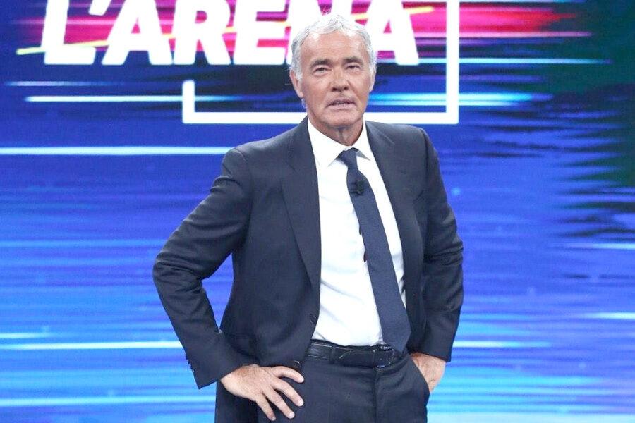 Giletti si traveste da Falcone e celebra in tv il processo Stato-Mafia2