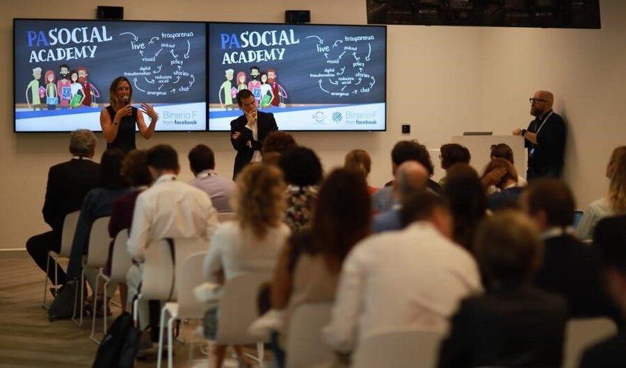 L'esplosione del digitale, l'importanza della comunicazione e il ruolo di PA social