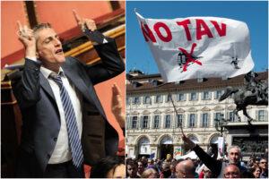 Il garantismo a modo loro dei grillini: liberate la No Tav, ma arrestate Formigoni