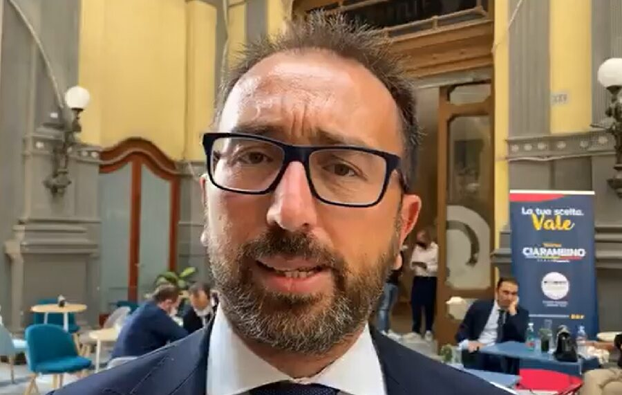 """Blitz di Bonafede in Campania: """"A Napoli 33 nuovi magistrati"""""""