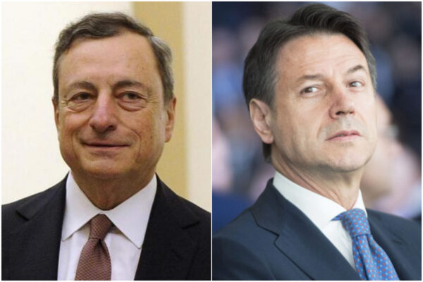 Draghi brucia Conte, gli italiani lo preferiscono: e vogliono un governo di lunga durata
