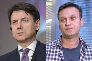 La figuraccia per Conte, smentito dal Cremlino su Navalny
