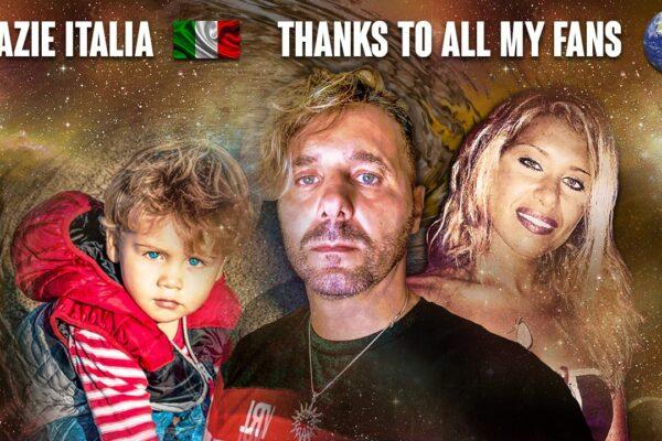 """Daniele Mondello: """"Viviana e Gioele sarebbero felicissimi dell'affetto che avete nei loro confronti"""""""