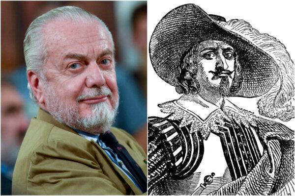 De Laurentiis come don Rodrigo: gradasso e prepotente ha preso il Covid come il signorotto la peste