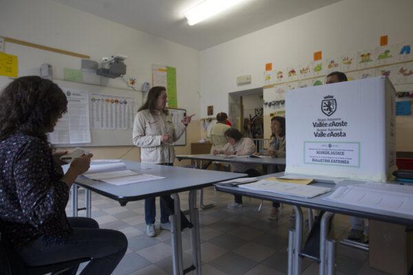 Paradosso Lega, primo partito in Valle d'Aosta ma rischia di finire all'opposizione