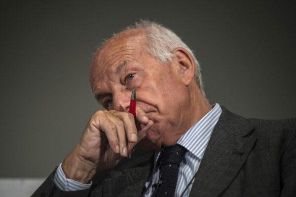 """""""Col referendum vogliono uccidere il parlamento"""", Fausto Bertinotti si schiera per il No"""
