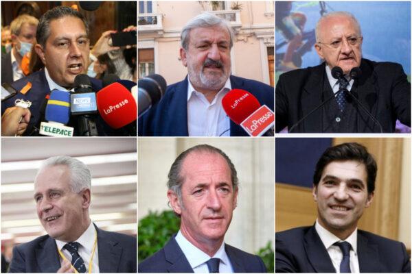 Elezioni regionali 2020: tutti i risultati in Campania, Puglia, Veneto, Toscana, Liguria, Marche e Valle d'Aosta
