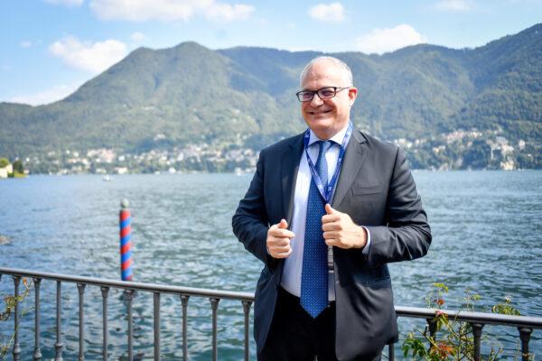 """Gualtieri sparge ottimismo da Cernobbio: """"Rimbalzo Pil maggiore del previsto"""""""