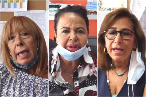 """Scuola di Napoli senza aule: """"Metteremo le tende in cortile per fare le lezioni"""""""
