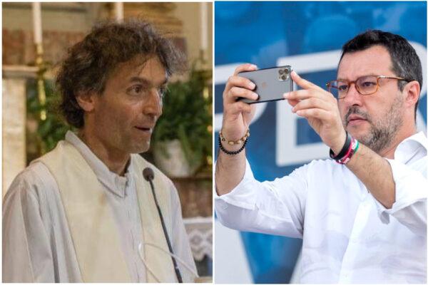 L'Italia di Don Malgesini non è quella di Salvini
