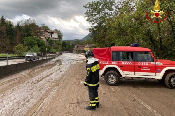 Maltempo killer a Varese, runner muore travolto dall'esondazione di un fiume: due salvati dal fango