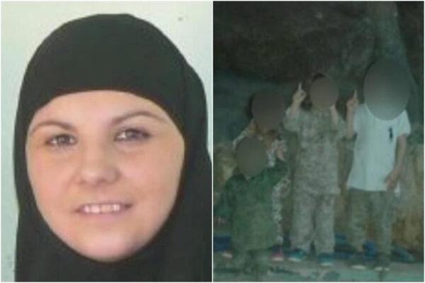 """'Mamma Isis' racconta il suo inferno: """"Ho sbagliato, lo Stato Islamico non è un posto idilliaco"""""""