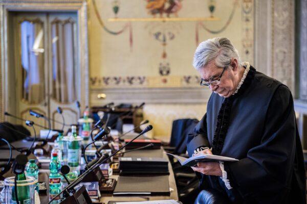 Consulta, Morelli eletto presidente (fino a dicembre): sua la storica sentenza Englaro