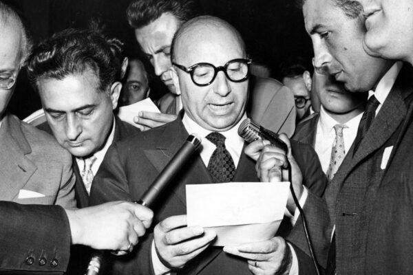 Storia d'Italia, 1952: quando Scelba bloccò la ricostituzione del partito fascista