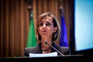 Marta Cartabia saluta la Consulta e punta al Quirinale