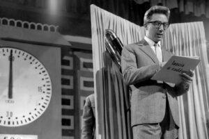 Storia d'Italia, 1955: in Tv arriva Mike Bongiorno e la Fiat lancia la 600