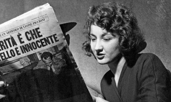 Storia d'Italia, 1954: dalla nascita della Tv al caso Montesi che stroncò la carriera di Piccioni