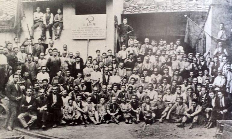 La storia delle occupazioni delle fabbriche di cento anni fa