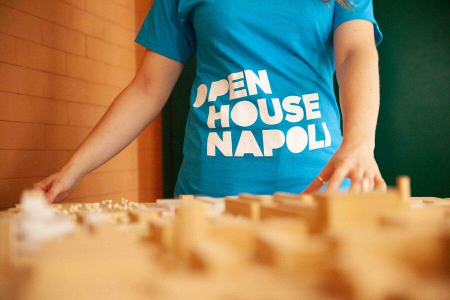 A Napoli Open House, il festival internazionale dell'architettura: 150 siti e percorsi per conoscere la creatività urbana