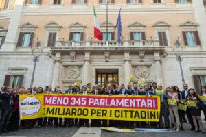 Taglio dei parlamentari, con la riforma i grillini perdono più seggi