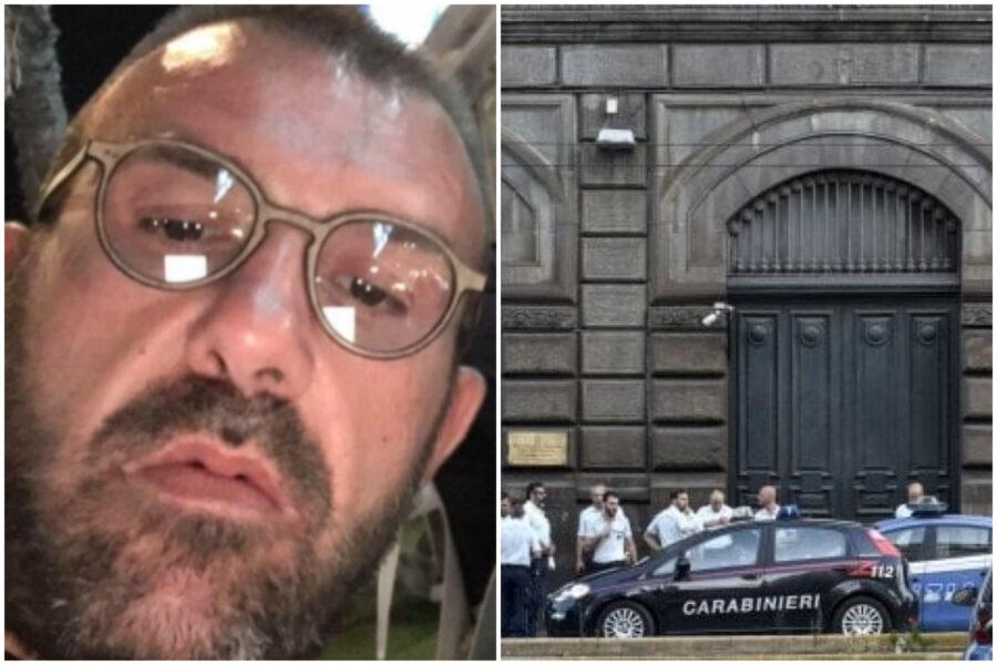 """Il boss Petrone torna in carcere, familiari in protesta: """"Sta male, Poggioreale lo ucciderà"""""""
