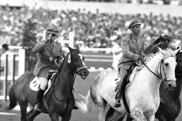 Olimpiadi 1960, storia dei fratelli D'Inzeo reucci di Roma
