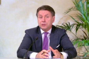 """[VIDEO] Recovery fund, parla Conte: """"Non possiamo fallire, ne va della credibilità del governo"""""""