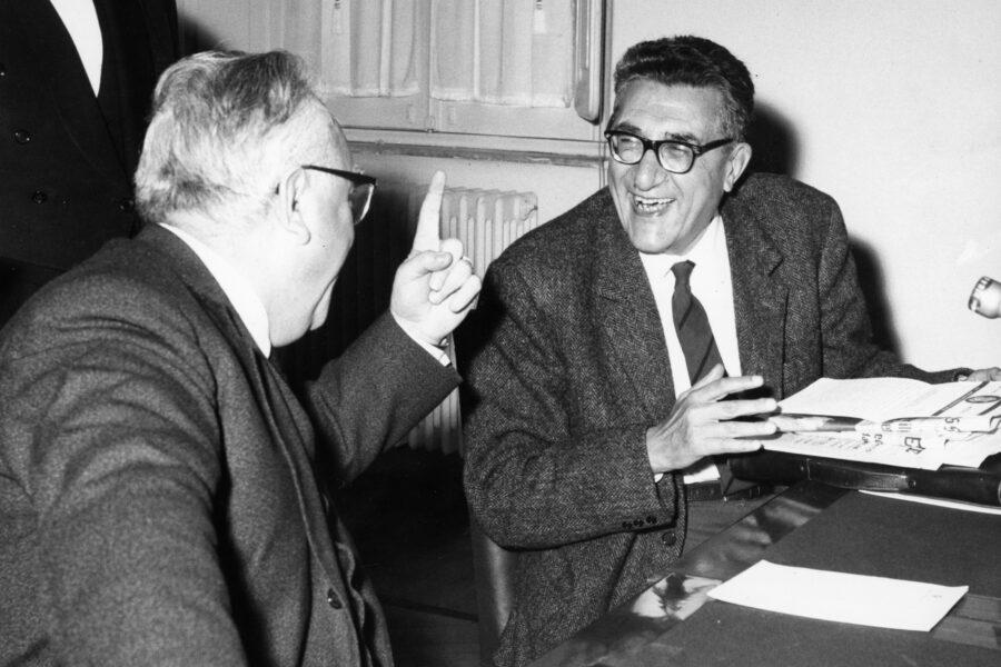 Riccardo Lombardi, il socialista che ancora oggi è un faro per i riformisti