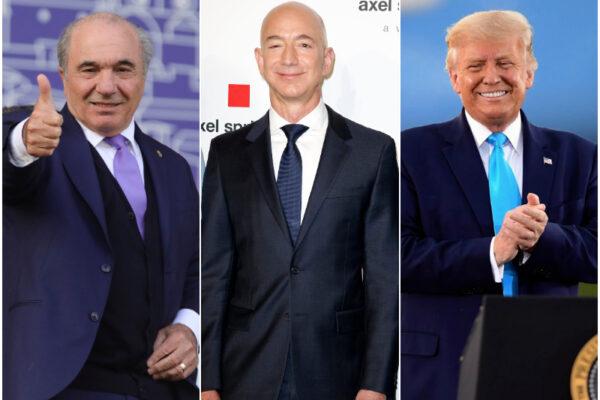 Chi sono gli uomini più ricchi del mondo: la classifica Forbes