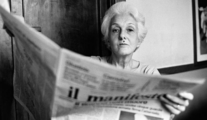 """È morta Rossana Rossanda, a 96 anni se ne va """"la ragazza del secolo scorso"""""""