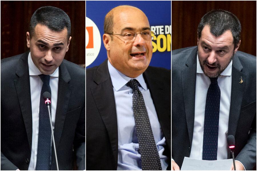 Decreti Salvini, Pd in pressing ma il M5S frena