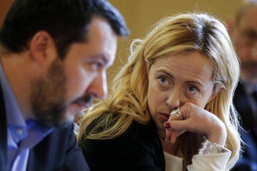 Regionali, grillini battuti ma non sfonda la destra a trazione Salvini-Meloni