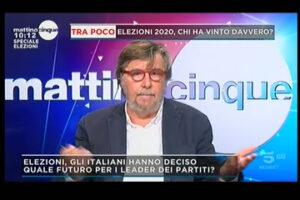 """Piero Sansonetti: """"Centrodestra a trazione sovranista non funziona, Zingaretti vincitore delle elezioni"""""""
