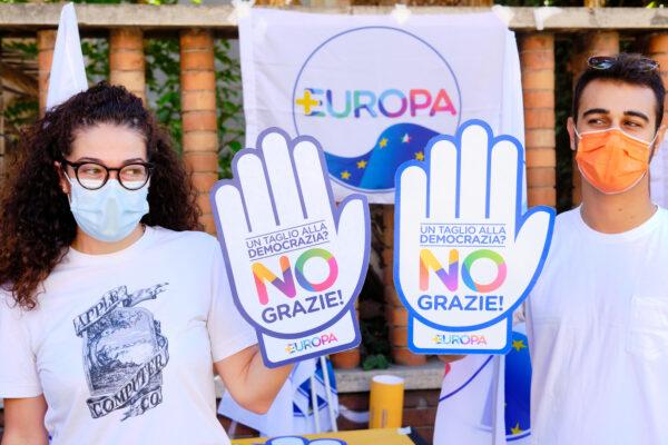 Referendum, parte la maratona oratoria per dire no al taglio dei parlamentari