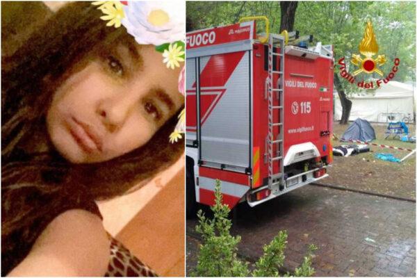"""Due indagati per la morte delle sorelle al campeggio, il padre: """"Albero marcio, chiedo giustizia"""""""