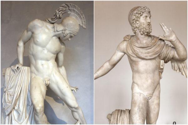 Achille e Ulisse, i divini personaggi che rispecchiano due modi opposti di affrontare la vita