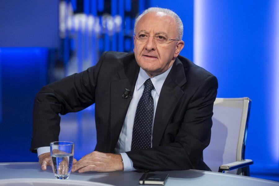 De Luca indichi il suo candidato per il Comune di Napoli
