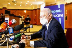 De Luca lancia la giunta ma ora le sfide sono su sanità e Stato-Regioni
